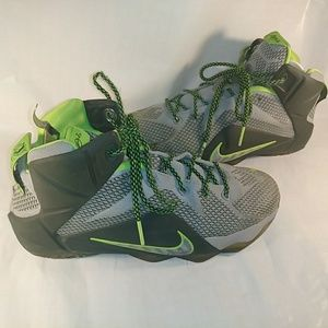 d71afd41644 ... cheapest nike shoes nike lebron 12 dunk force hightop gym shoes 6f91b  93c48 ...